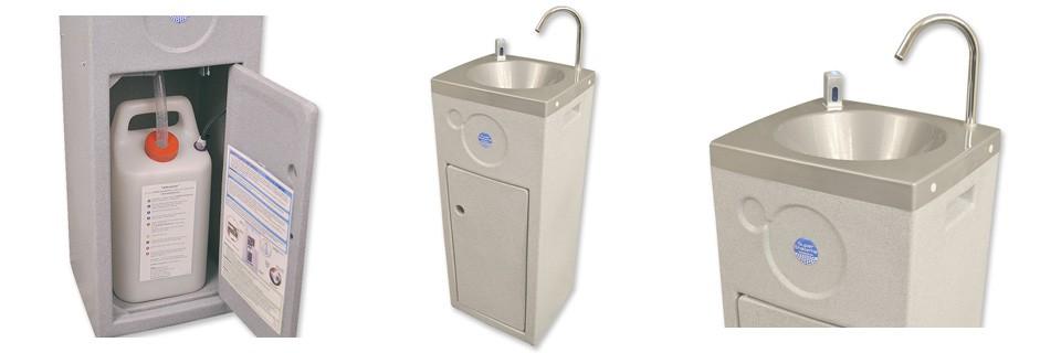 Modelos de lavamanos port tiles aut nomos for Lavamanos sin instalacion