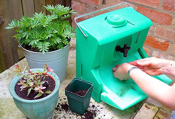 GardenWash
